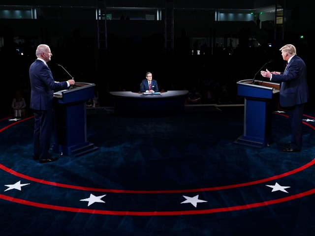 US stock futures fall after 'chaotic' presidential debate, risk aversion rattles oil and silver