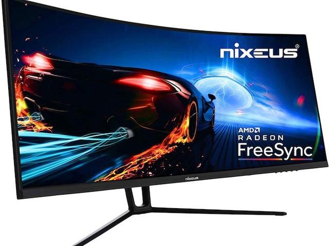 Nixeus Launches NX-EDG34: A Curved 34-Inch WQHD Monitor w/ 144 Hz & FreeSync