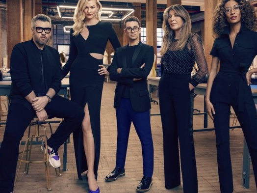 TV Review: 'Project Runway' with Karlie Kloss and Christian Siriano
