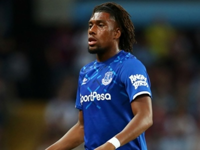 'I was always viewed as a youngster at Arsenal' – Iwobi wants to make a name for himself at Everton