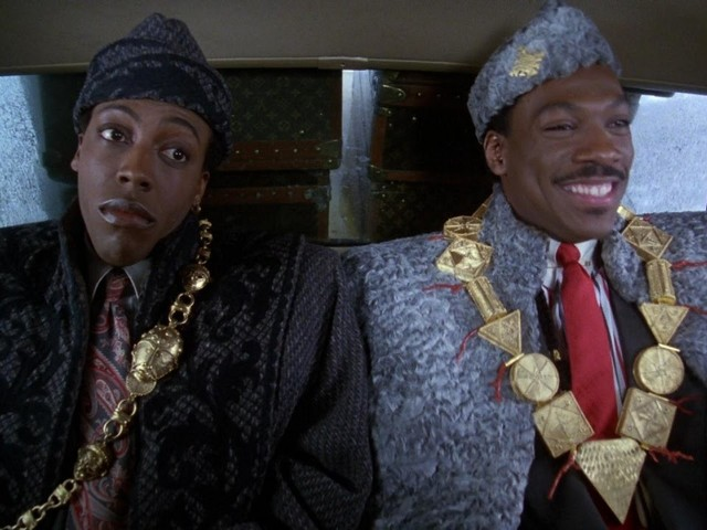 'Coming to America 2' Finds New Director; Eddie Murphy Confirmed to Return