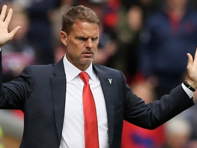 Sam Allardyce being considered for shock Crystal Palace return if Frank de Boer fails to turn fortunes around