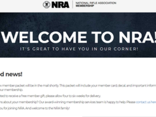 I don't own firearms for personal reasons, but after seeing the CNN crowd cheer for banning every semiautomatic (nearly every) weapon in the United States, I became a member of the NRA tonight. SHALL. NOT. BE. INFRINGED.