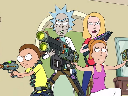 TV Talk: Dan Harmon Criticizes Fans for Doxxing Female 'Rick and Morty' Writers