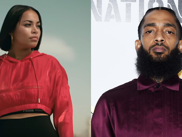 Lauren London Honors Late Boyfriend Nipsey Hussle in Moving Puma Campaign 'Forever Stronger' Tribute (Video)