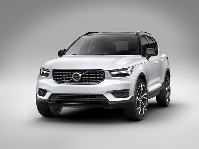 New Volvo XC40 to rival Range Rover Evoque