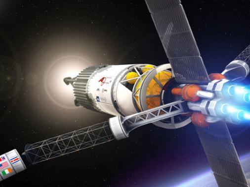 NASA's plasma rocket making progress toward a 100-hour firing