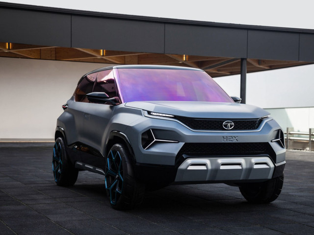 Tata Hornbill (H2X) Pure Electric With 230KM Range To Launch In Late 2020?