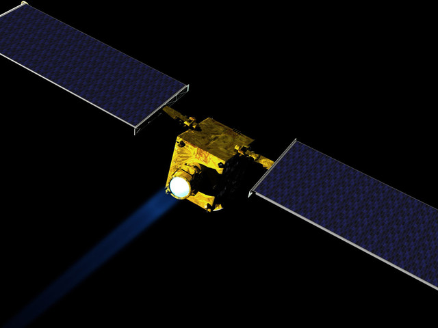 NASA To Deflect Asteroid Away From Earth Using Fridge-Sized 'Bullet'