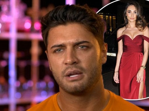 Mike Thalassitis admits to bedding Celebs Go Dating date