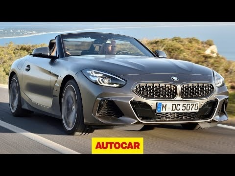 BMW Z4 M40i 2019 video review: Can BMW beat the Boxster with top-of-the-range roadster?