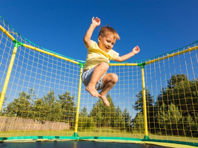 Think Again Before Letting Your Kid on a Trampoline