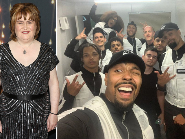 Susan Boyle could miss BGT: The Champions as Diversity also pull out of show
