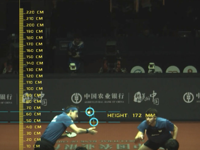 Table Tennis Review technology to be used at major events, including Tokyo 2020
