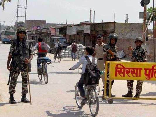 On Day 2 Of Raids, Illegal Explosive Factory Found Inside Dera Campus