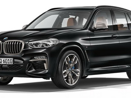 2017 BMW X3 leaked ahead of its 26 June debut – In 16 Photos & Video