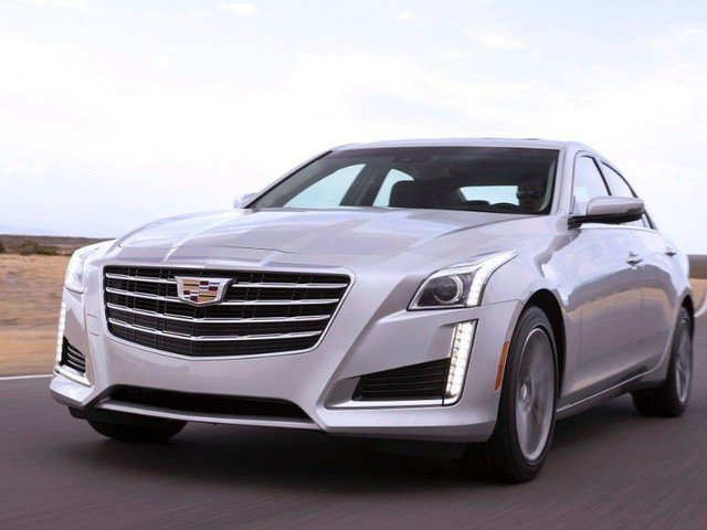 Cadillac's new cars can talk to each other about road conditions