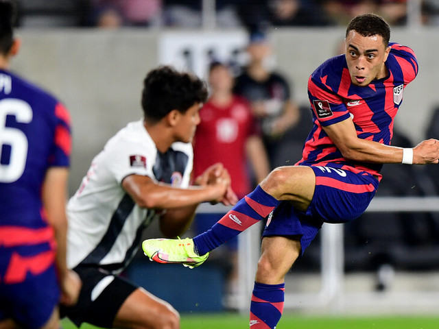 U.S. Rallies to Beat Costa Rica in World Cup Qualifier