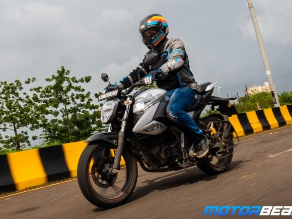 2019 Suzuki Gixxer Test Ride Review