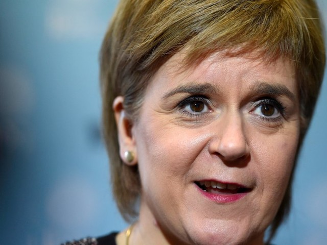Nicola Sturgeon's historic second independence referendum speech in full