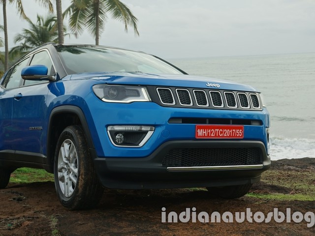 FCA recalls 1,200 units of Jeep Compass in India