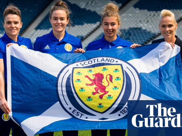 Scotland Women's World Cup squad for France 2019 – in pictures