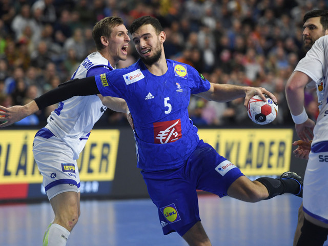 France win again as Croatia slip up at IHF Men's Handball World Championship
