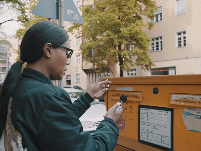 Listen to a new Honey Dijon production which uses field recordings from the streets of Berlin