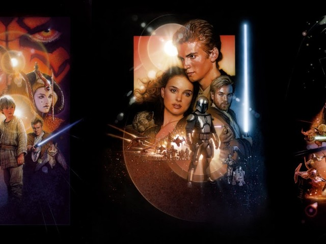 IN SEARCH OF THE PREQUEL TRILOGY ORIGINS