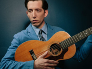 Pokey LaFarge Announces Spring UK Shows