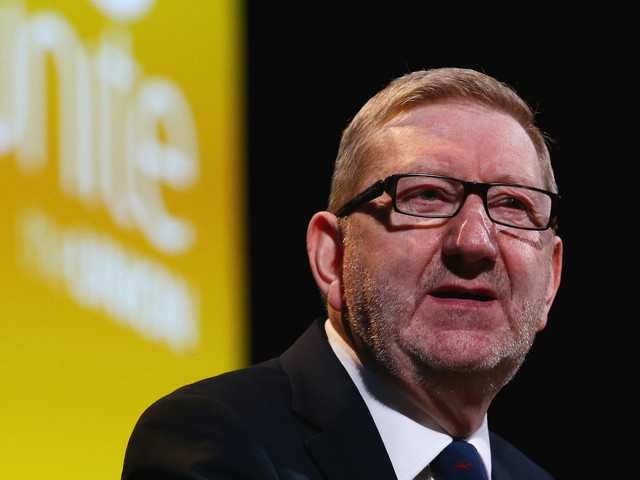 Len McCluskey Claims Victory In Unite Union General Secretary Election