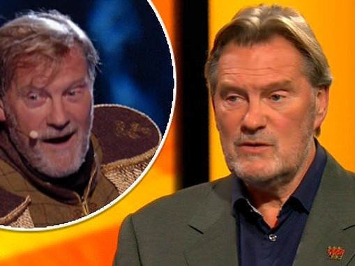 he Masked Singer's Glenn Hoddle reveals his near-fatal heart attack spurred him on to take part