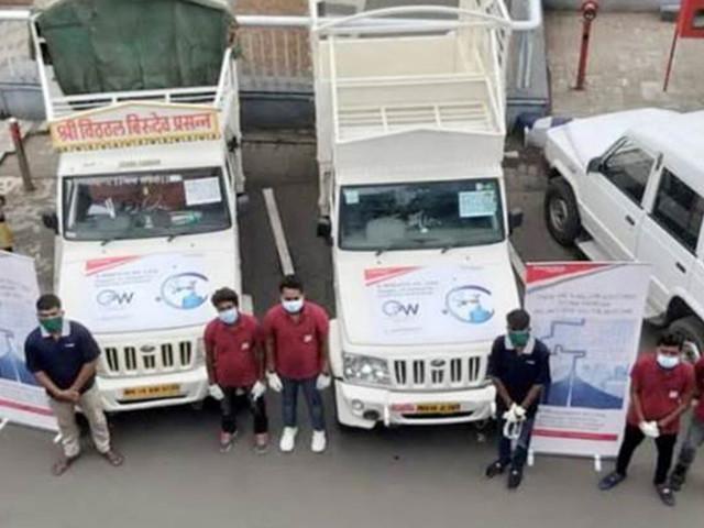 Mahindra Oxygen on Wheels initiative launched in Maharashtra