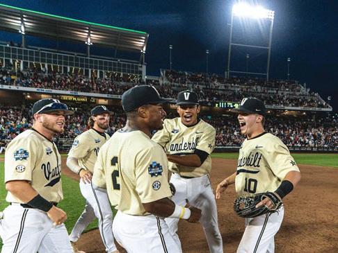 Vanderbilt reaches College World Series finals