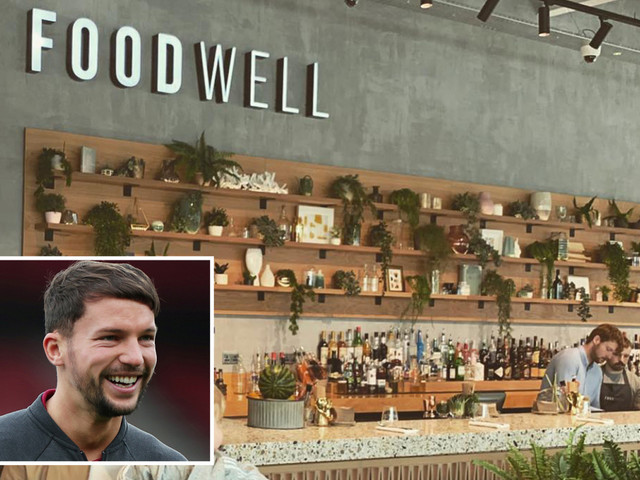 Footie ace Danny Drinkwater's trendy restaurant racks up debts of nearly £2million in just one year