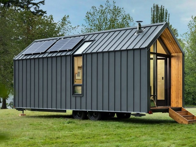 Why a backyard shed maker decided to pivot to making tiny homes and offices on wheels — see inside its $129,000 DW model