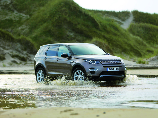 Nearly new buying guide: Land Rover Discovery Sport