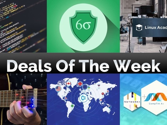 Geeky Gadgets Deals Of The Week, December 16th 2017