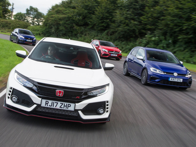 Britain's best affordable driver's car: how our hot hatch mega-test works