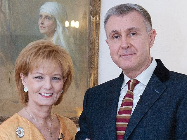 Interview with HM Margareta, Custodian of the Crown