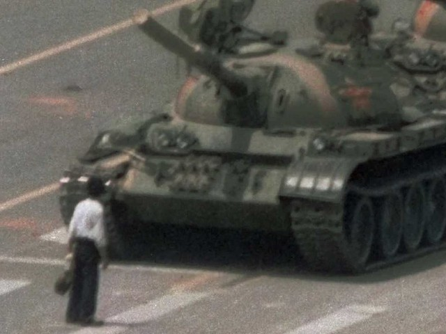 30 photos from the Tiananmen Square protests that China has tried to erase from history