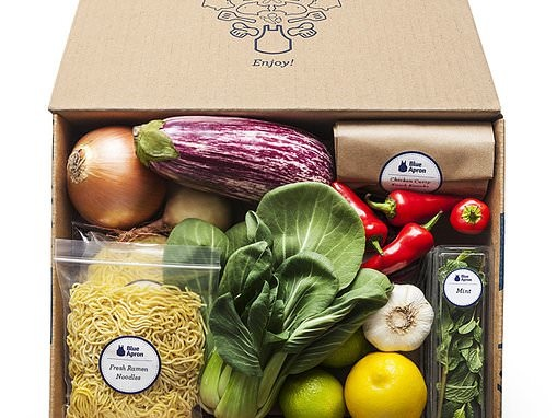 Meal kits are BETTER for the environment than going to the store despite extra packaging