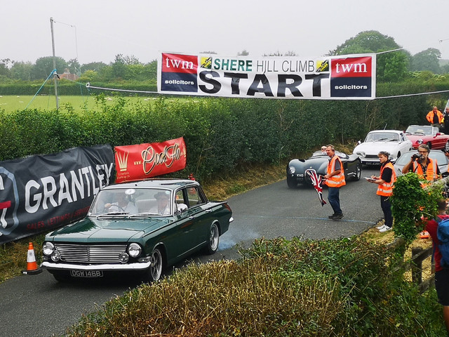 Racing lines: Surrey's gentle hillclimb is a Shere Delight