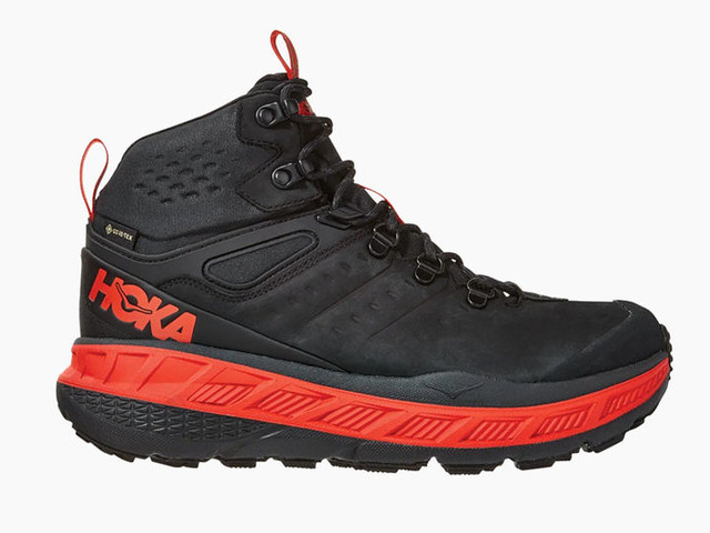 Collaboration Cold Weather Footwear - The HOKA ONE ONE x GORE-TEX Boots Come in Three Options (TrendHunter.com)