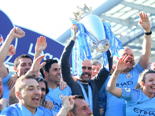Pep's toughest title: Man City boss hails his incredible Premier League champions