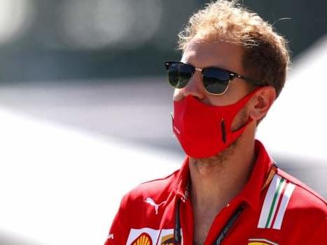 Vettel 'surprised' Ferrari did not want to keep him