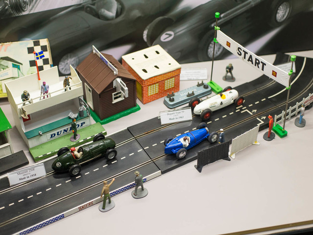 The story of Scalextric: then and now