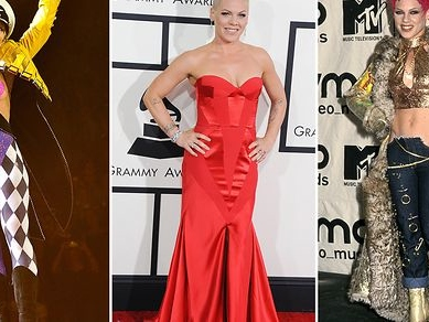 From Pop-Punk Sass to Class: Pink's Style Evolution