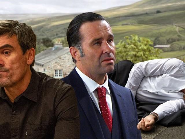 Emmerdale spoilers: Jeff Hordley hints that Joe Tate may not