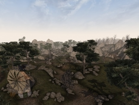 Ambitious Morrowind complete overhaul mod issues beefy update